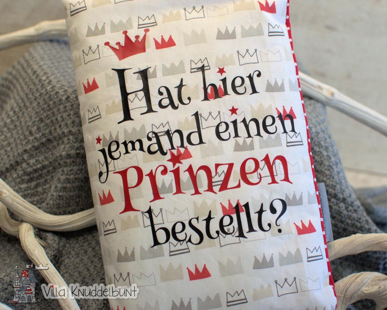 Sofortkauf Handmade Windeltasche kleiner Prinz