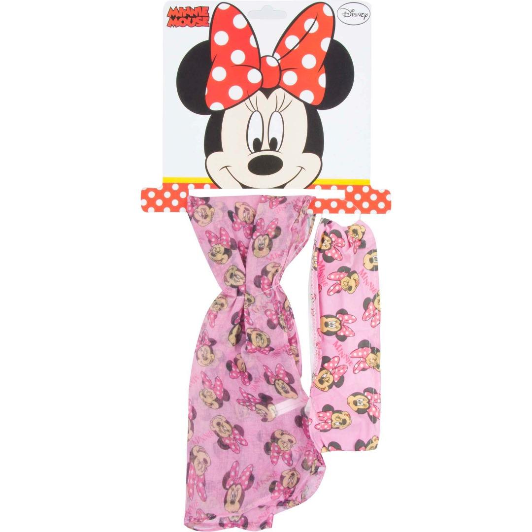 Minnie Maus Tuch & Haarband