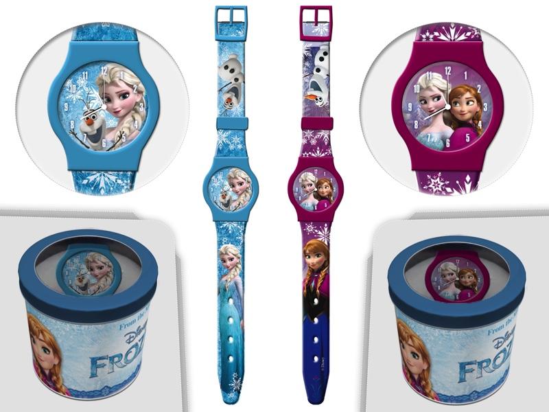Die Eiskönigin - Frozen Armbanduhr