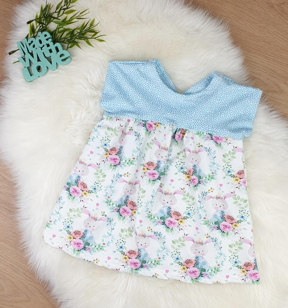 Sofortkauf Handmade Kleid Gr 80 2
