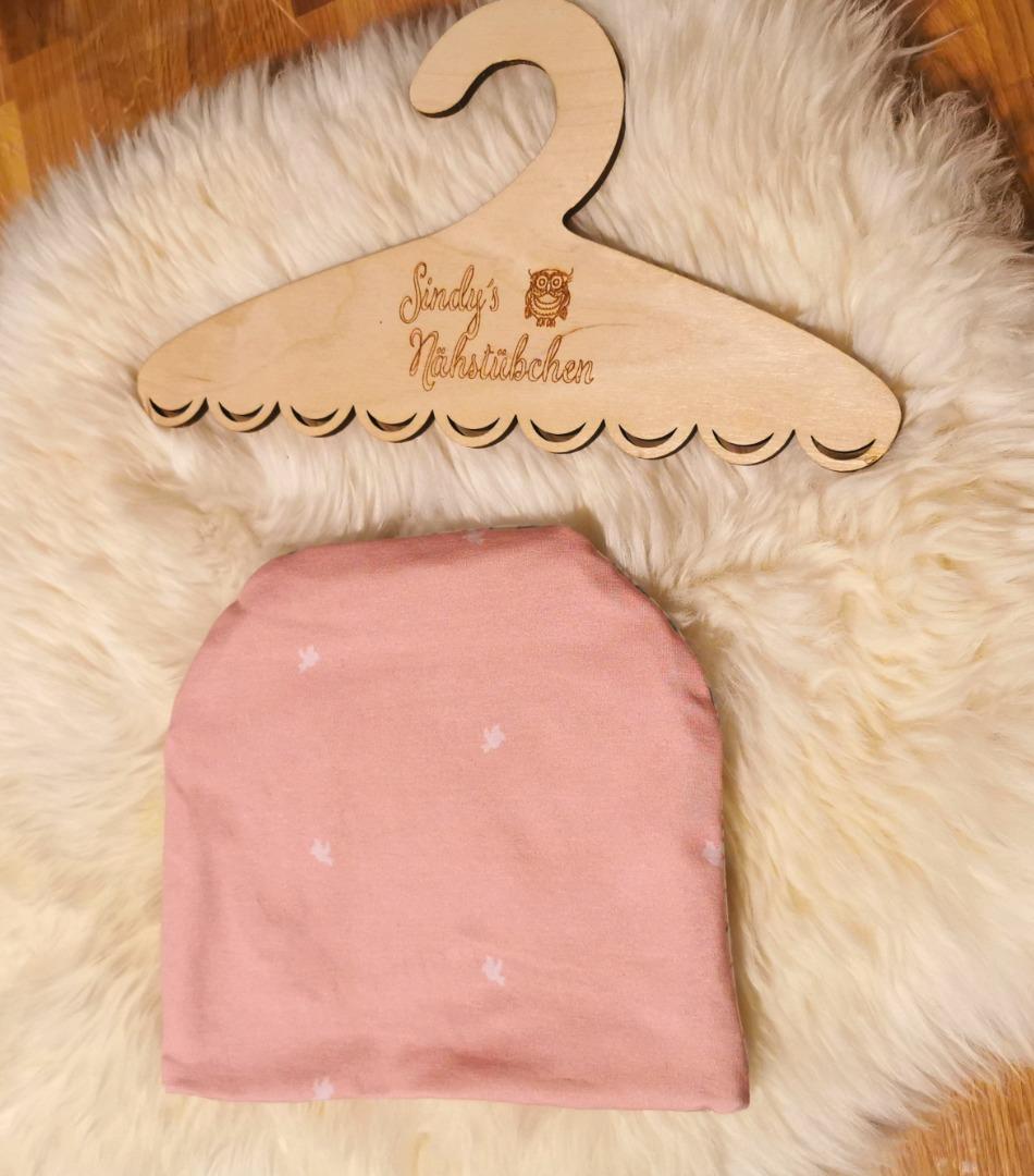 Sofortkauf Handmade Giraffe Beanie KU 49/51