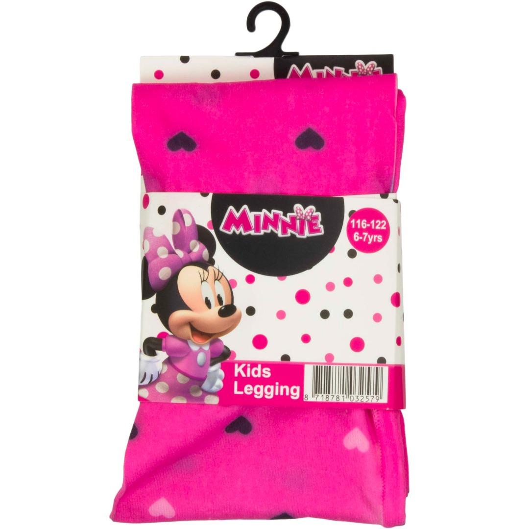 Minnie Maus Leggings Gr 92/98 104/110