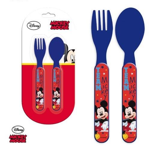 Micky Maus Besteck Set