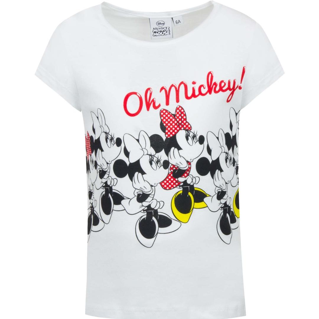 Minnie Maus T-Shirt Gr 98-128