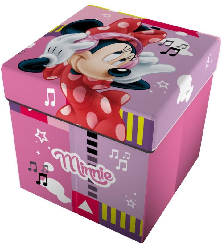 Minnie Maus Hocker & Aufbewahrungsbox