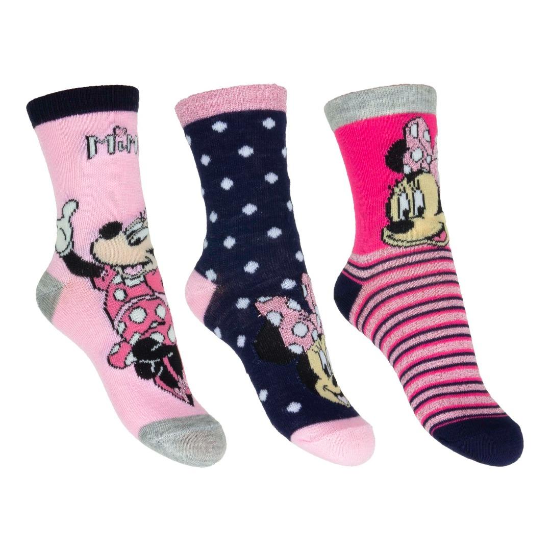 Minnie Maus Socken Gr 27-34