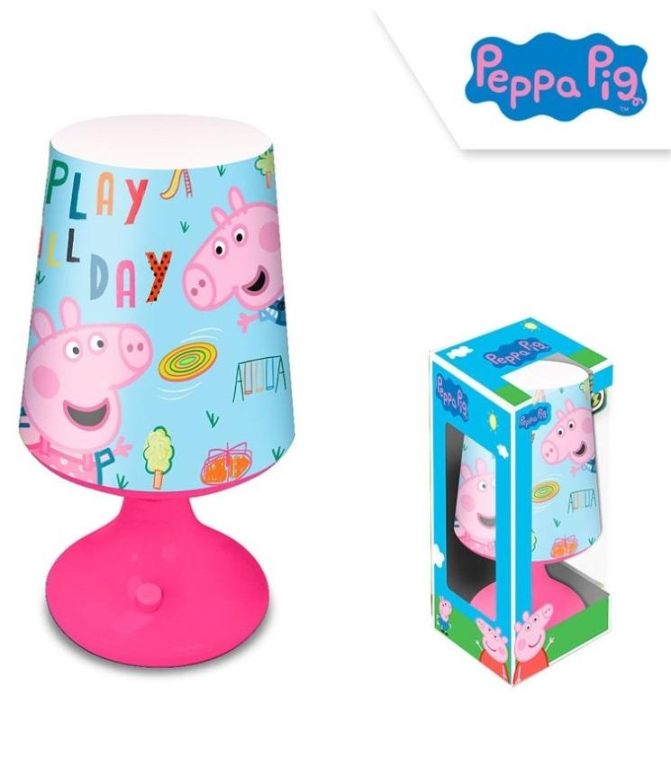 Peppa Pig / Peppa Wutz Nachttischlampe