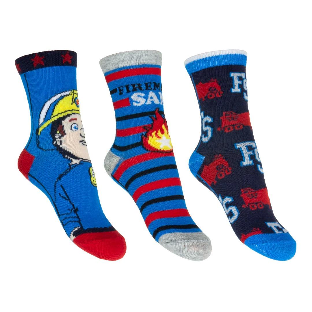 Feuerwehrmann Sam Socken