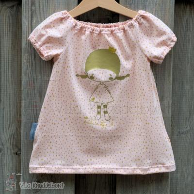 Sofortkauf Handmade Tunika/Kleid für Mädchen Kleine