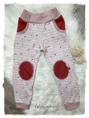Sofortkauf Handmade Pumphose rosa Gr Pumphose