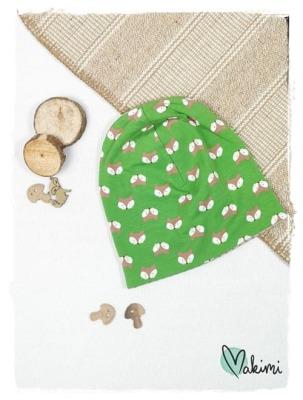 Sofortkauf Handmade Beanie KU 49-50 cm