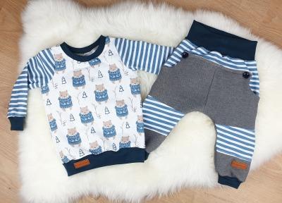 Sofortkauf Handmade Set Shirt Hose Gr
