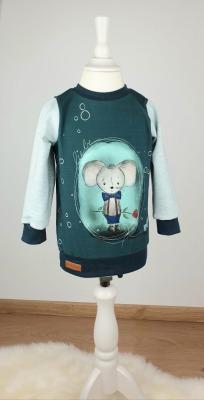 Sofortkauf Handmade Langarmshirt Gr von Kleine