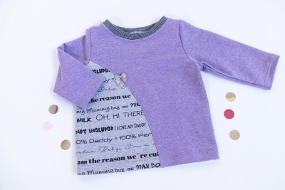 Sofortkauf Handmade Sweatshirt Lila Gr Sweatshirt