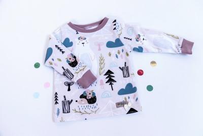 Sofortkauf Handmade Sweatshirt Mädchen Gr Sweatshirt