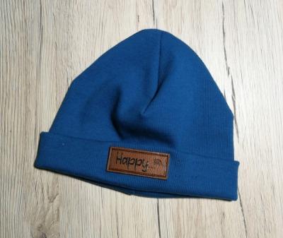 Sofortkauf Handmade Hipster Beanie KU 46-49