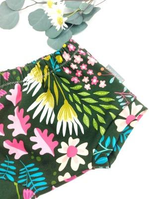 Sofortkauf Handmade Sommershort Blumenwiese Gr von