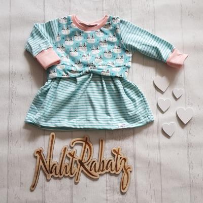 Sofortkauf Handmade Girlysweater Bohohäschen Gr NahtRabatz