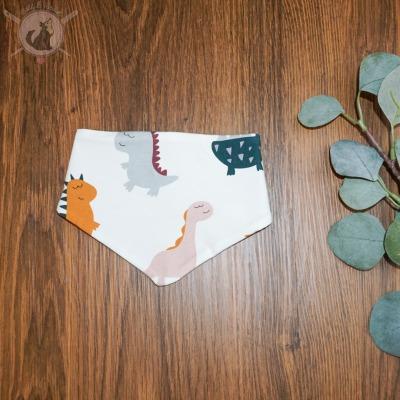 Sofortkauf Handmade Halstuch Dinoparty 0-18 Monate