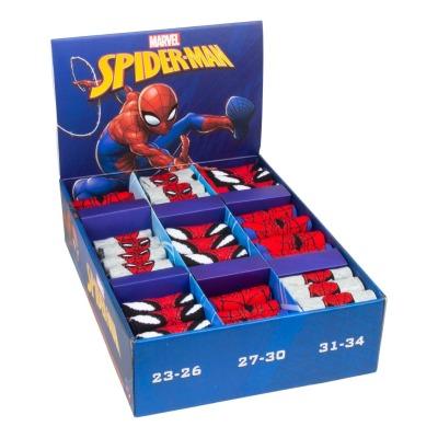 Spiderman Socken Gr 27-34 Socken für