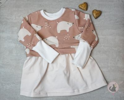 Sofortkauf Handmade Girlysweater Eisbär Gr von