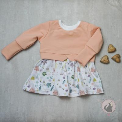 Sofortkauf Handmade Girlysweater Bergzauber Gr von