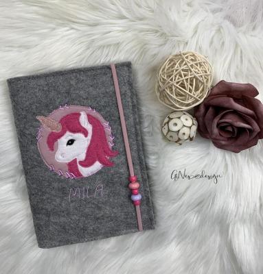 Handmade U-Heft Hüllen zum Selbst designen