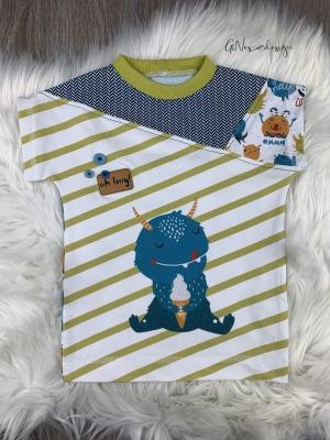 Sofortkauf Handmade Shirt Gr GiNes Design