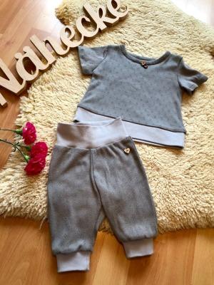 Sofortkauf Handmade Set T-Shirt Pumphose Gr