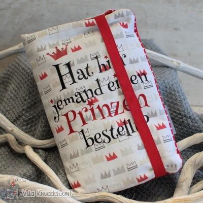 Sofortkauf Handmade Windeltasche kleiner Prinz von