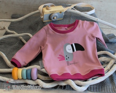 Sofortkauf Handmade Pullover für Mädchen Tukano