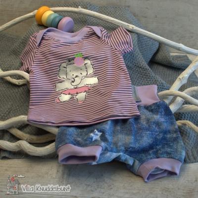 Sofortkauf Handmade 2-Teiliges Sommerset Mammut Gr