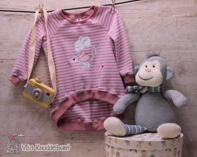 Sofortkauf Handmade Tunika für Mädchen Süße