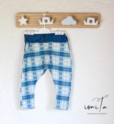 Sofortkauf Handmade Hose Karo Gr Ionita