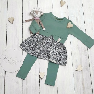 Sofortkauf Handmade Set Girly Sweater Leggings