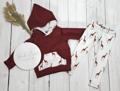 Sofortkauf Handmade Set Hoodie Leggings Gr