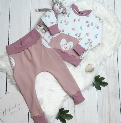 Sofortkauf Handmade Set Sweater Baggypants Gr