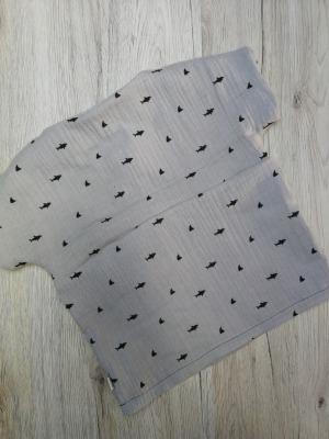 Sofortkauf Handmade T-Shirt Marli Gr 74/80