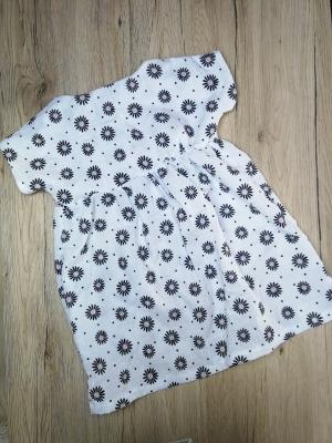 Sofortkauf Handmade Musselin Kleid Marli Gr