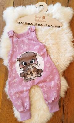 Sofortkauf Handmade Otter Strampler Gr Sindys