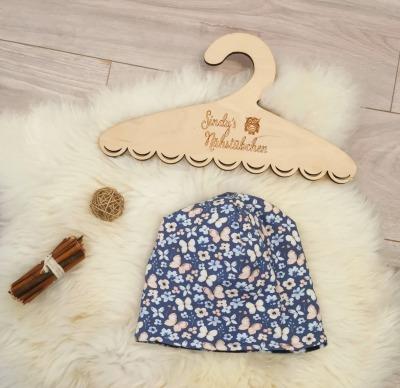 Sofortkauf Handmade Schmetterling Winter Beanie Mütze
