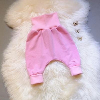 Sofortkauf Handmade Pumphose uni rosa Gr