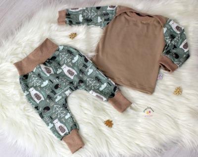 Sofortkauf Handmade Babyset Waldtiere Gr von