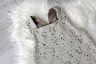 Sofortkauf Handmade Baby Latzhose Teddybär Gr