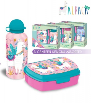 tlg Lunchbox mit Alpakas Lunchbox für