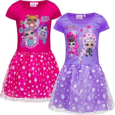 LOL Surprise Kleid Kleid für Mädchen