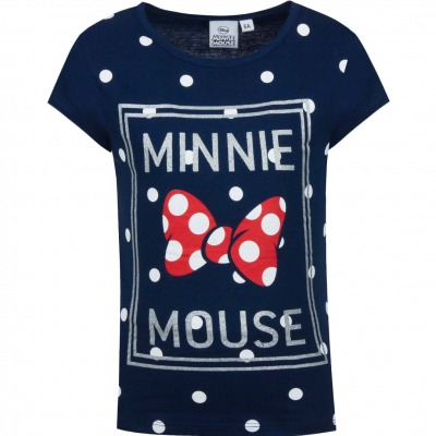 Minnie Maus T-Shirt T-Shirt für Kinder