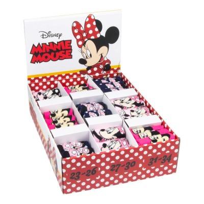 Minnie Maus Socken Gr 27-34 Socken