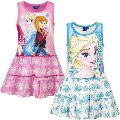Die Eiskönigin Frozen Kleid Gr 110-128