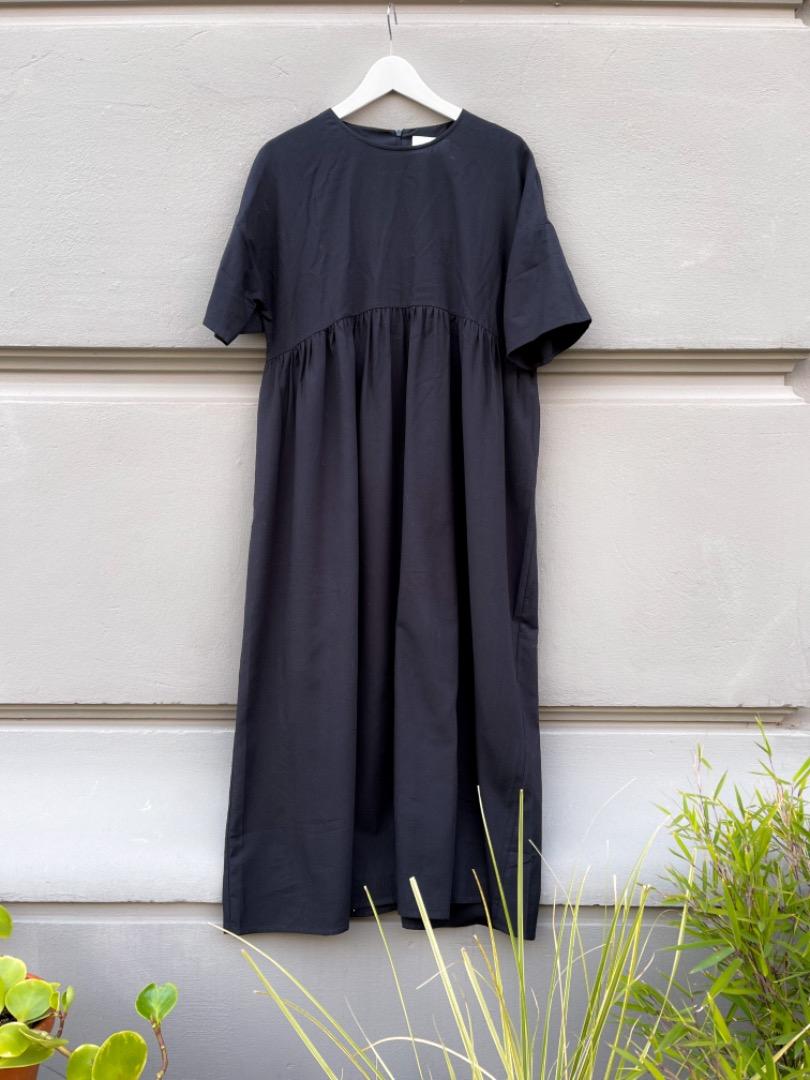 RITA ROW - Ginebra Dress Black